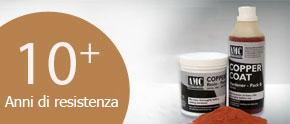 Coppercoat prezzo colori per dipingere sulla pelle for Carriola leroy merlin